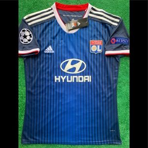19/20 Olympique Lyonnais away soccer jersey Adidas